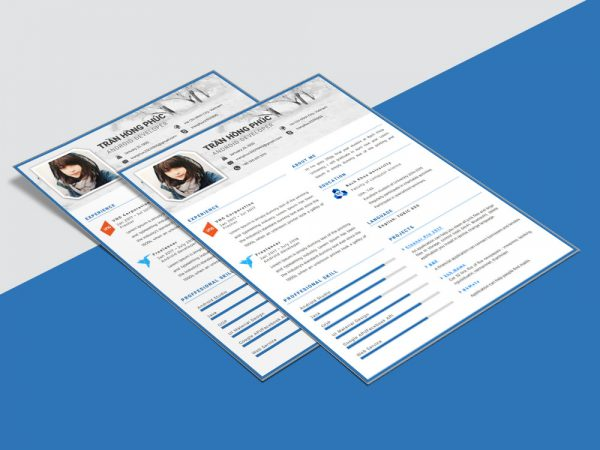 Smashresume - Free Resume Template for Job Seeker - Free Word Resume