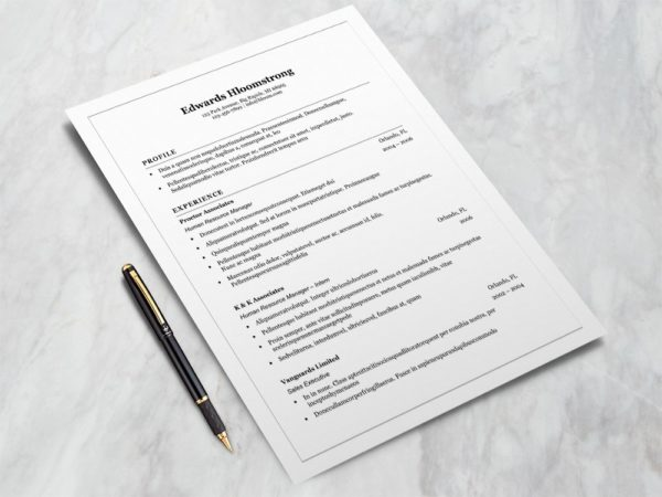 Smashresume - Free Resume Template for Job Seeker - what is cv resume