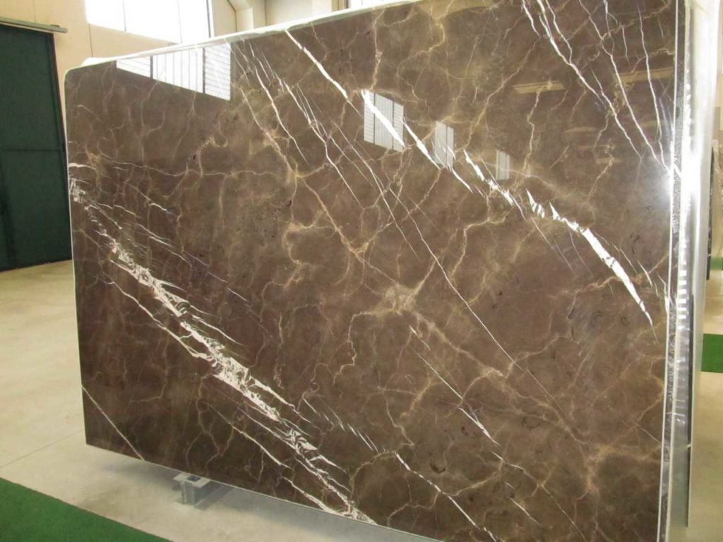 Leathered Granite Countertops Coffee Brown Marble | Smb Marble