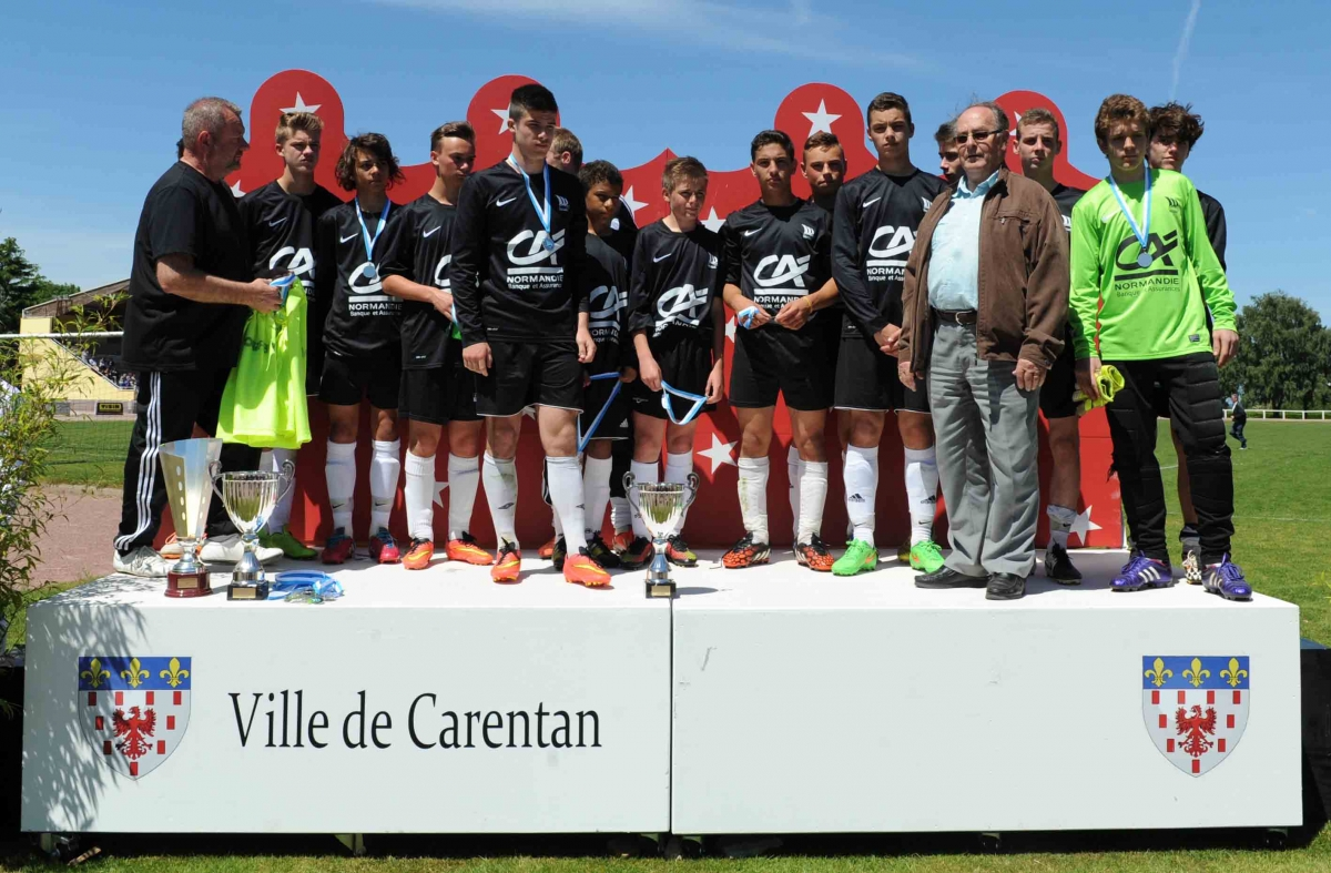 Formation Amt Ligue Normandie Les Finales De Coupe De Basse Normandie En Photos Stade