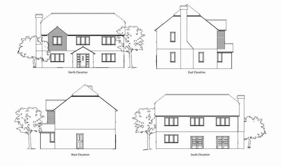 autocad 2013 tutorial house plan house design plans