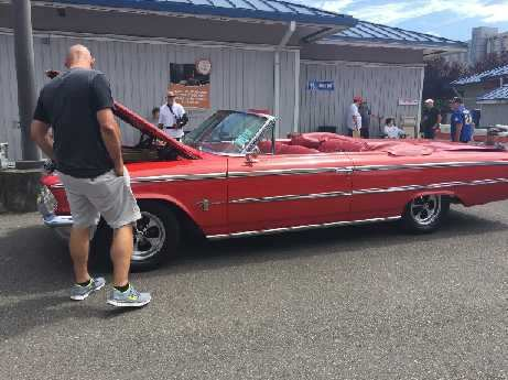 Quot1963 Ford Galaxie 500 Sunlinerquot 500 Puyallup