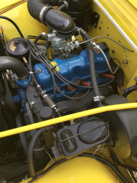 1963 Willys Jeep CJ5 Full Body Off Resotration - Classic Willys CJ5