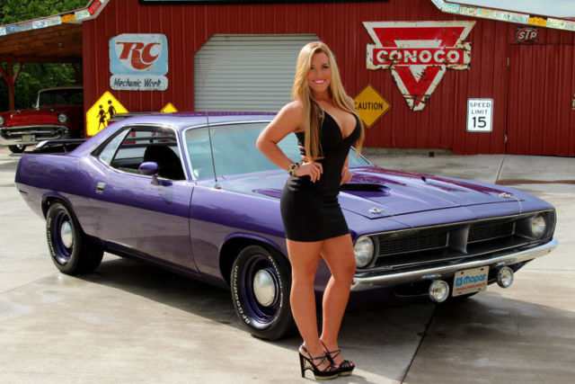Wallpapers Of Car Corvette Convertible With Black Lights 1970 Plymouth Cuda 440 Pistol Grip Free Shipping 4 Speed