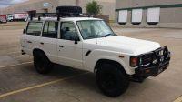 1985 Toyota Land Cruiser FJ60 KEVLAR Restoration, ARB ...