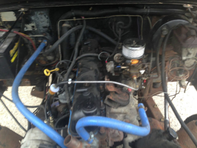 1987 Jeep Wrangler Project - Classic Jeep Wrangler 1987 for sale