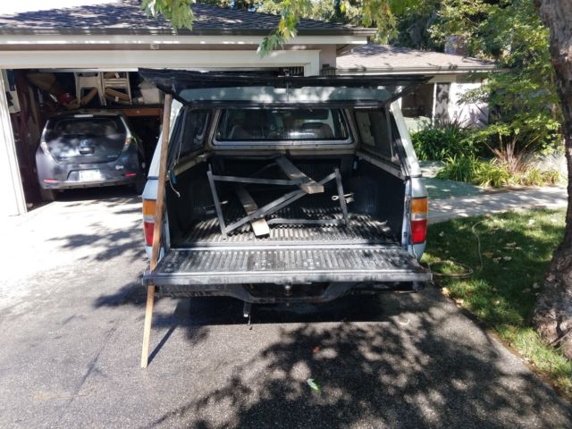 1989 Toyota Pickup 22r 189k Miles New Tires 2nd Owner