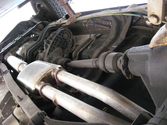 85 BRONCO II 4X4 EDDIE BAUER AUTO-A/C-CRUISE 108,000 ORIGINAL MI