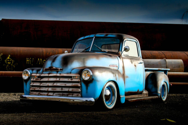 Hd Classic Muscle Car Wallpapers No Reserve 1951 Chevy 3100 Patina Hot Rat Street Rod Shop