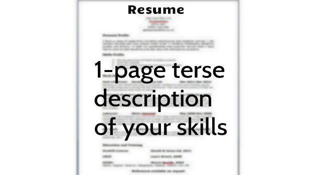 CV and Resume What is the difference? - Education Today News