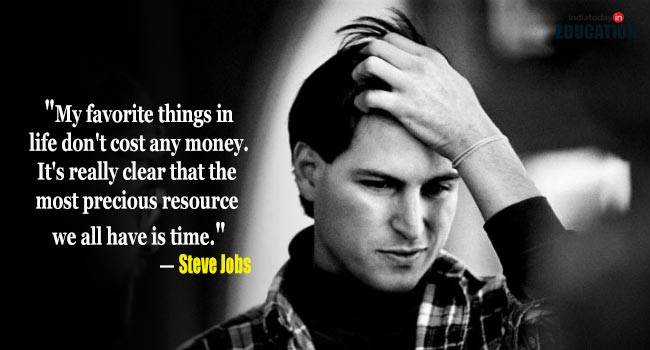 10 inspirational quotes by Steve Jobs to make you reach higher