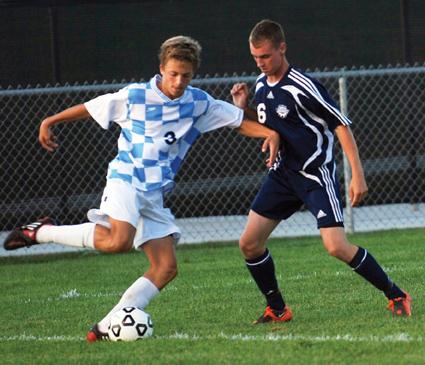 Boys' Soccer 2009