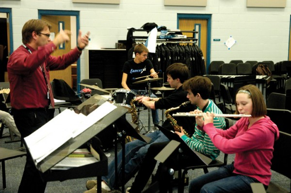 Pit orchestra gets a new place to perform for the upcoming musical