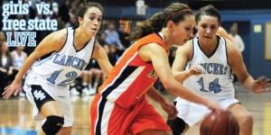 Girls' Basketball Broadcast: SM East (JV/V) vs. Lawrence Free State