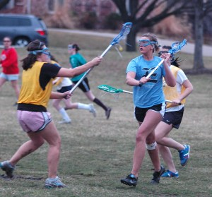 Soundslide: Girls' Lacrosse