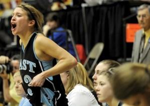 Girls' Basketball at State Soundslide