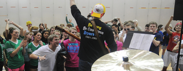 East musicians perform in charity Battle