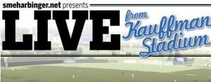 Live from Kauffman: Boys' Varsity Baseball vs. SM South