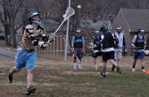 Lacrosse Practice