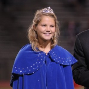 Video: Homecoming Queen is Crowned