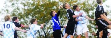 Live Broadcast Recording: Boys' Soccer vs. Olathe Northwest