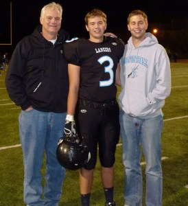 Miller Family Has Made an Impact on the Football Program