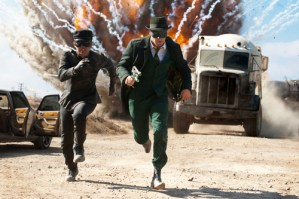 Seth Rogen Superhero Romp 'Green Hornet' Delivers a Fun but Uneven Ride