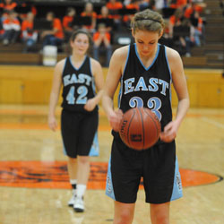 Gallery: Girls Basketball Jan. 4 and Jan. 7
