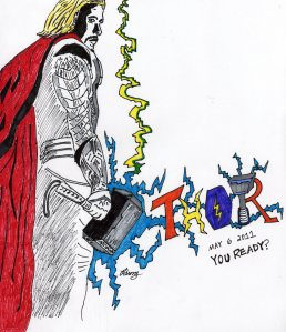 Homegrown: Thor Poster