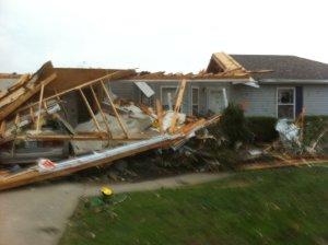 Tornado Decimates City