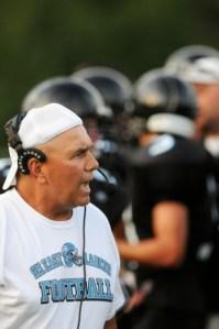 Head Football Coach Chip Sherman Battles Cancer