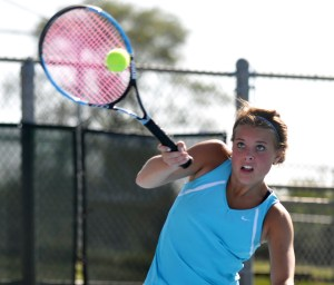 Girls Tennis: Week 1