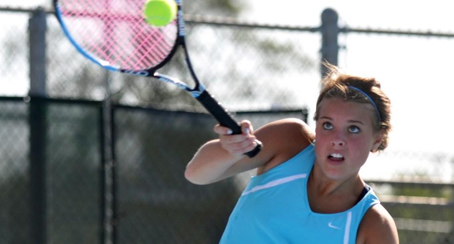 Girls Tennis: Week 1