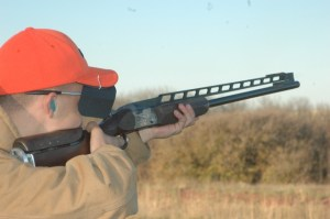 Junior Competes in Regional and World Trapshooting Competitions