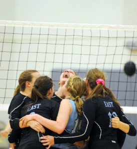 Volleyball Coach Resigns After Two Years