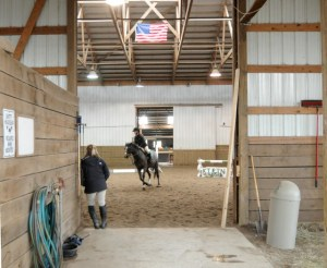 Teacher and Students Pursue a Passion for Horseback Riding