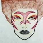 Make-up design for Oberon's Minions (A Midsummer Night's Dream)