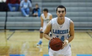 Gallery: Boys' Basketball vs. Lawrence