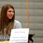 Molly Young/ Johnson County Community College/ Volleyball