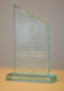 Mock Trial Team Places Second At Regionals