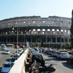The Coliseum in Rome, Italy. Photo by Molly Howland.
