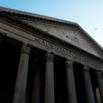 The Pantheon in Rome. Photo by Molly Howland.