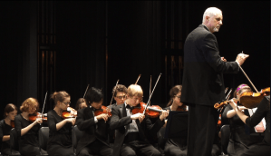 Recording: Orchestra Collage Concert