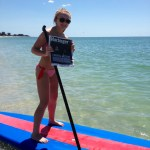 Mary Kate Workman spent her spring break at the beach.