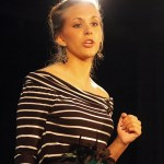 "Jayden Robert performs her original Oration ""Stress...Less."""