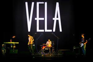 Featured Band: Vela