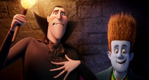 """Hotel Transylvania"" more than another animated monster film"