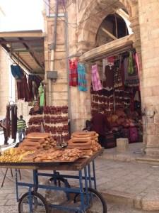 Senior Eden McKissick-Hawley Visits Palestine
