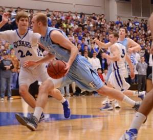 Gallery: East Basketball vs. Rockhurst