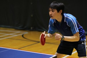 Sophomore Pursues Professional Table Tennis Ranking